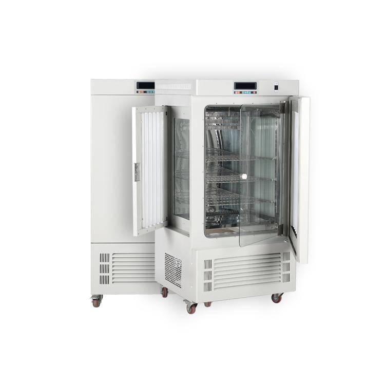 MGC-500I无氟大屏数显实验室细胞培养种子催芽育苗栽培光照培养箱厂家直销