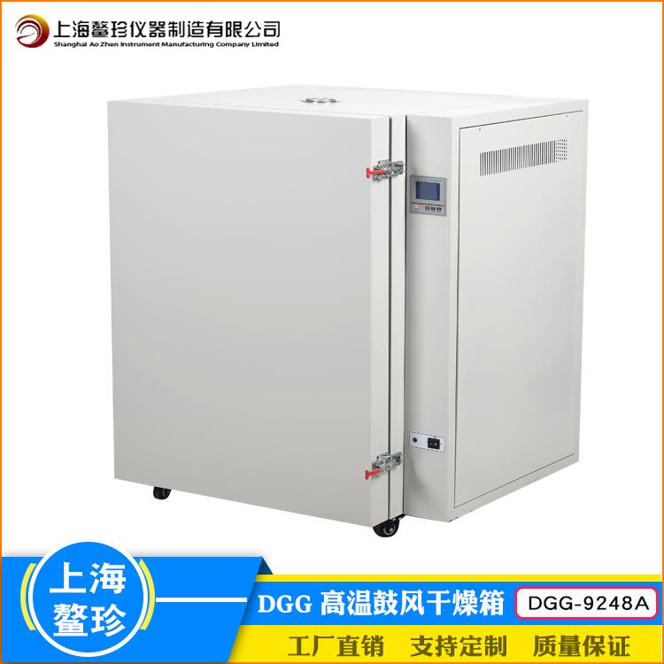 厂家直销DGG-9248A实验室烘焙干燥箱低噪热风循环工矿科研设备