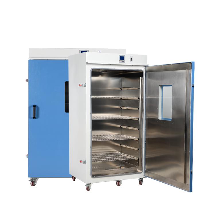 上海鳌珍高温鼓风干燥箱LHG-9620A不锈钢大屏数显实验室恒温设备