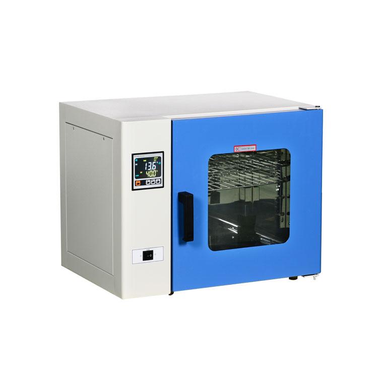 实验室小型灭菌烘箱干燥DHG-9075A烘焙融蜡鼓风干燥箱大屏数显80L