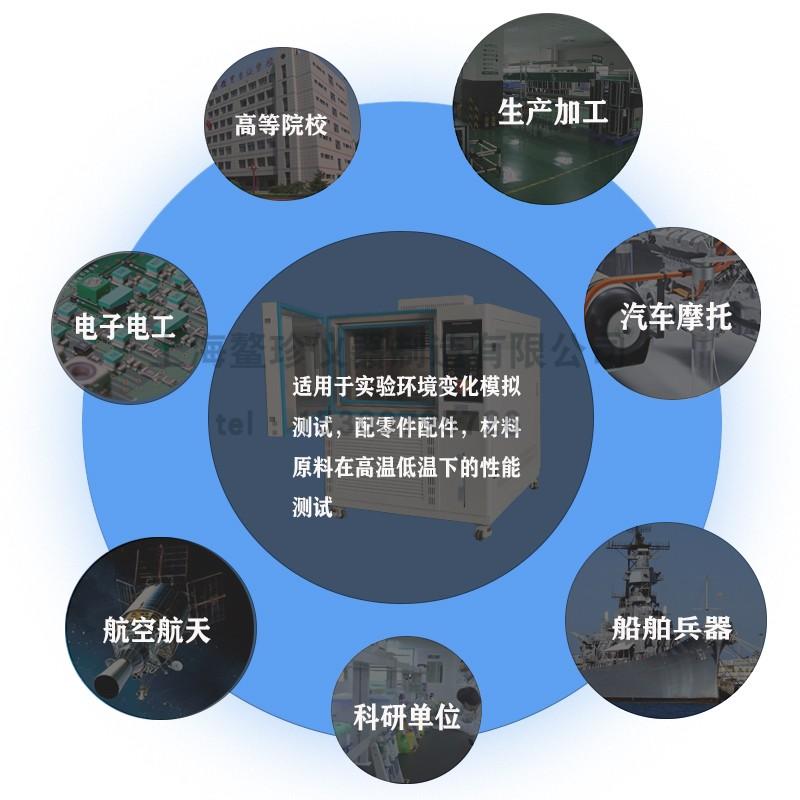 上海鳌珍高低温交变试验箱P.I.D演算产品零件高低温恒定实验仪器
